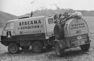 Atacama Expedition 1961